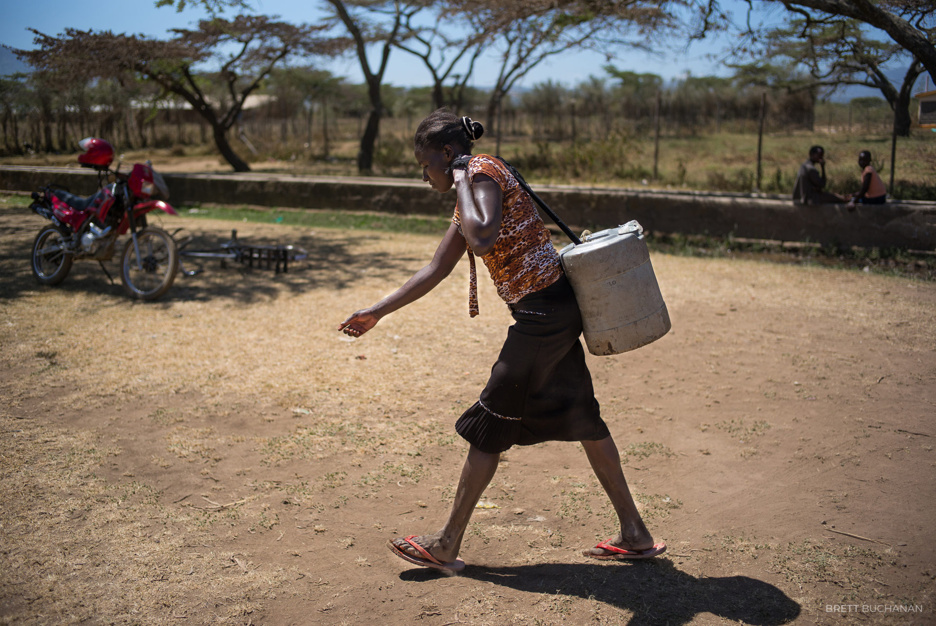Kongasis, Kenya