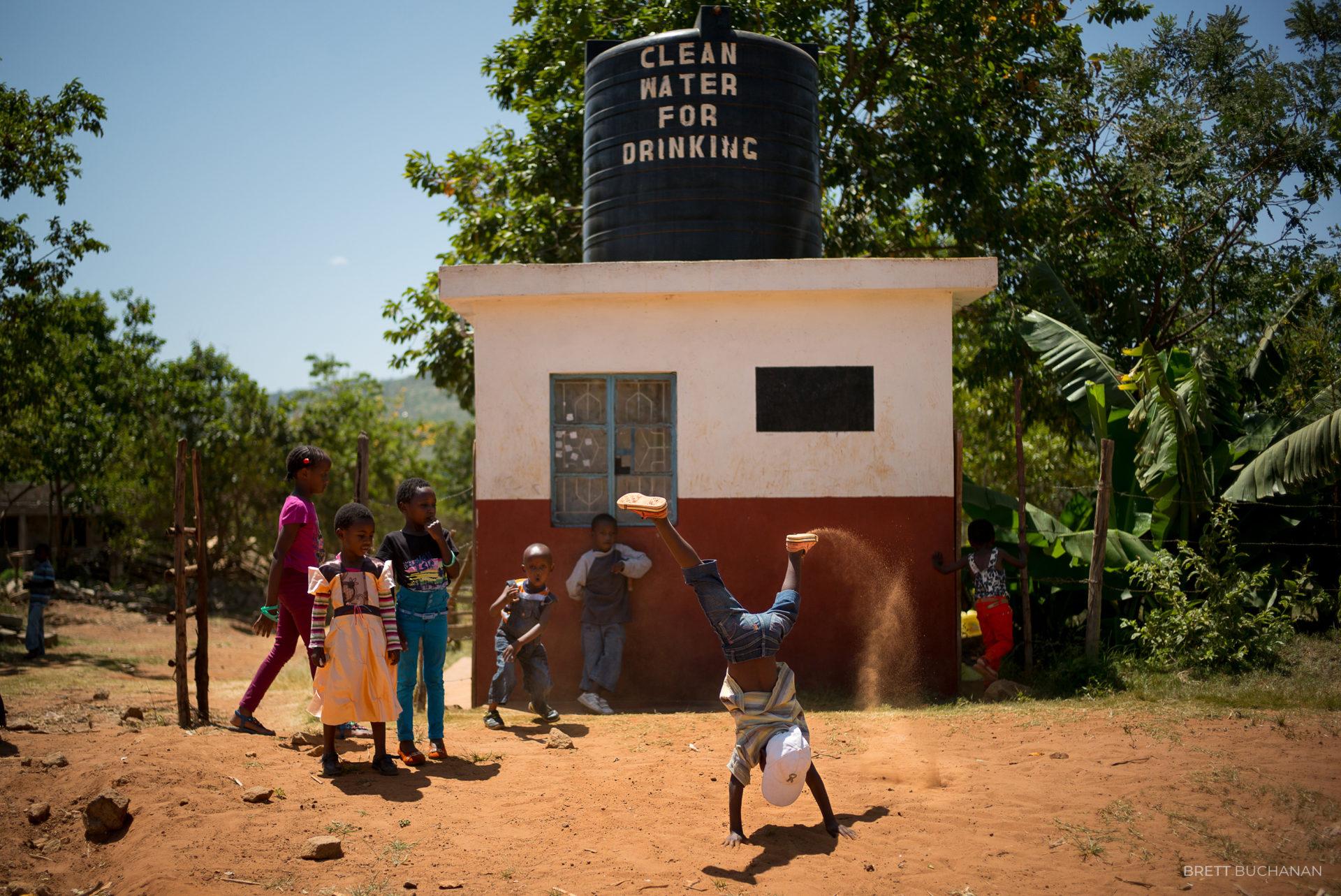 Mithini, Kenya orphanage