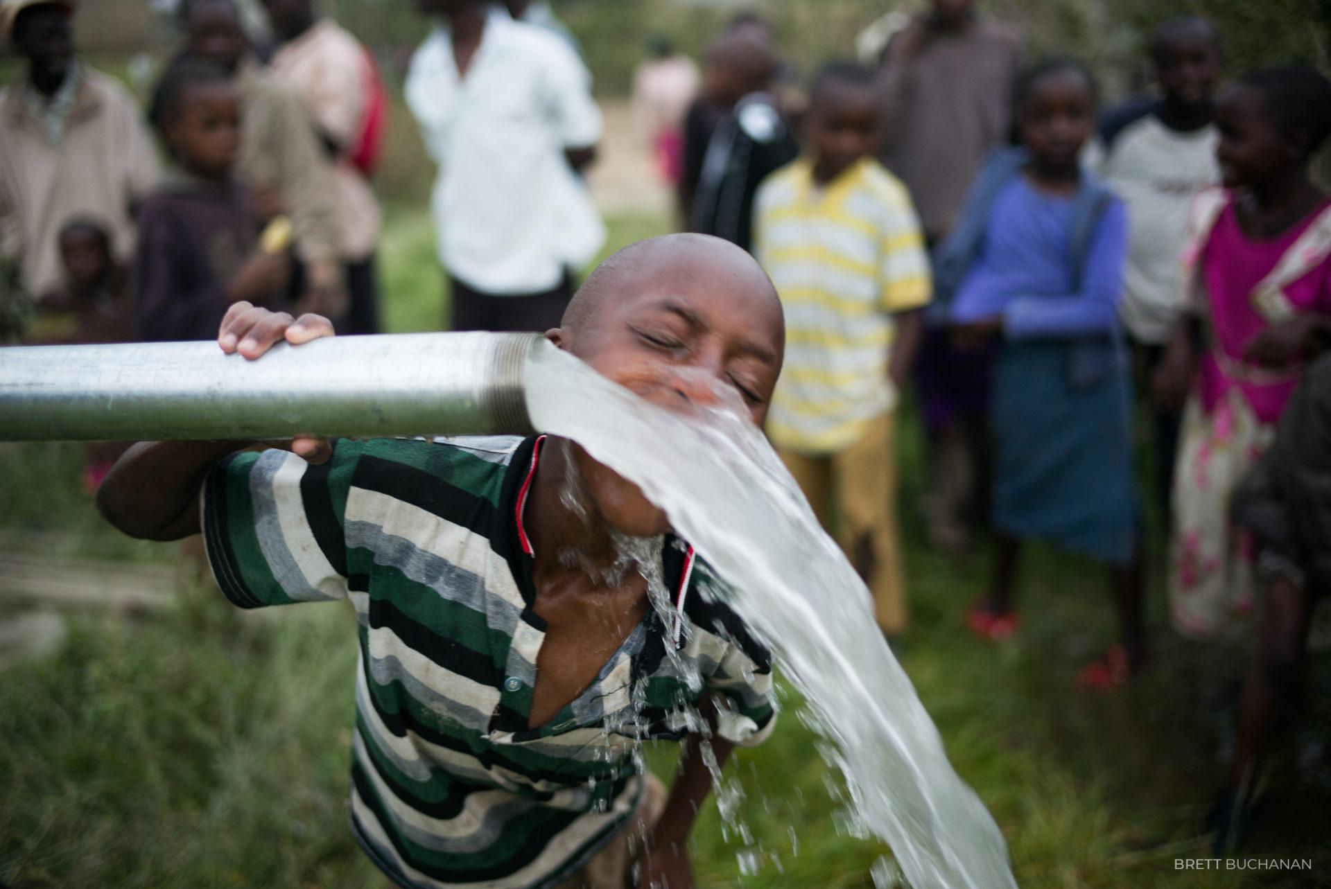 Ndabibi, Kenya pump test with Well Aware