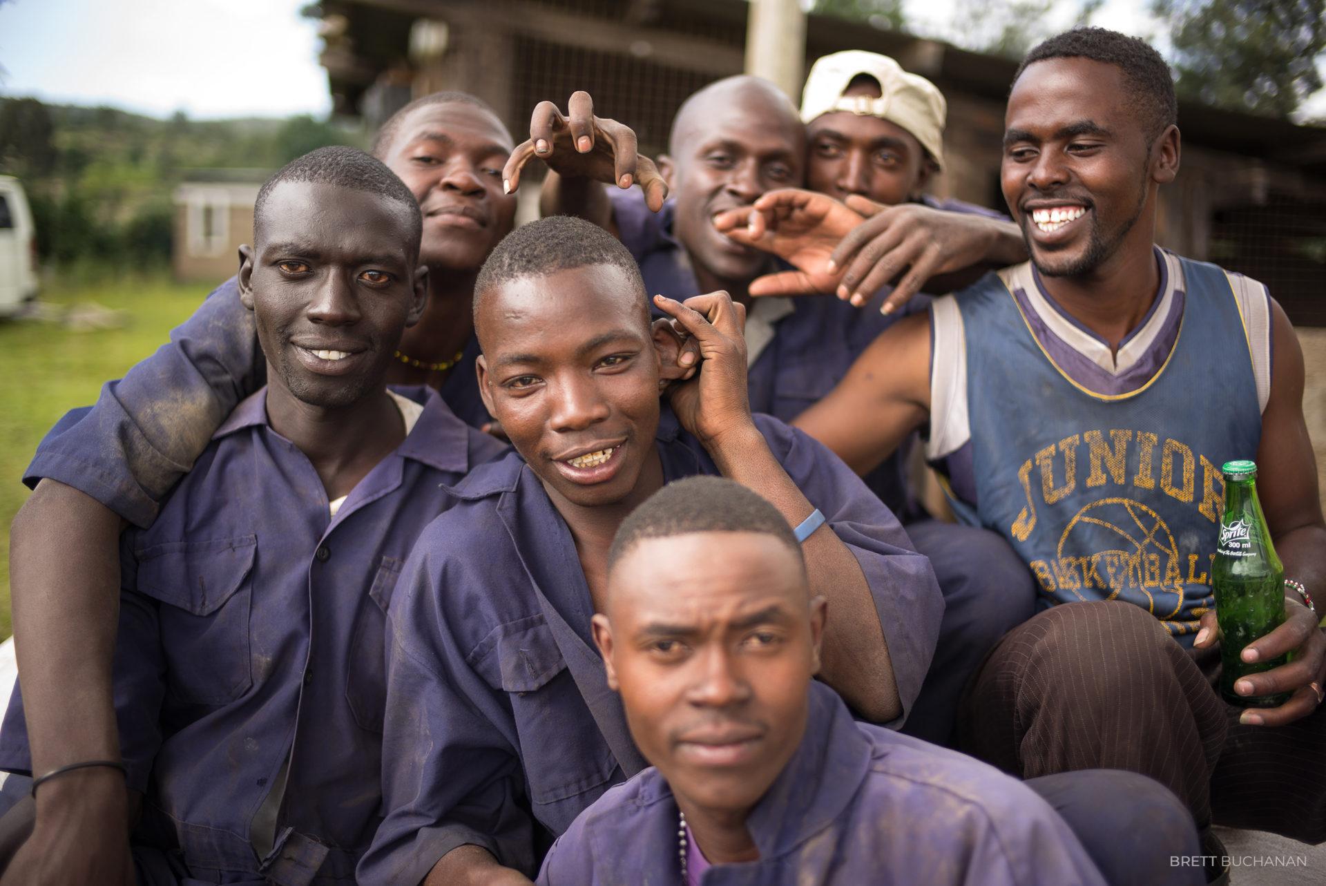 Ndabibi, Kenya with Well Aware